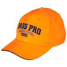 Bass Pro Shops 3D Logo Hunting Cap for Men
