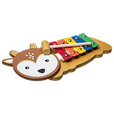 Bass Pro Shops Wooden Deer Xylophone