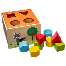 Bass Pro Shops Wooden Shape Sorter