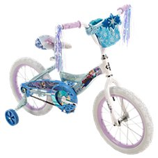 Huffy Disney Frozen 16'' Bike for Girls Image