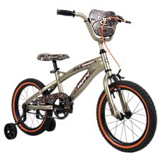 Huffy TrueTimber Renegade 16'' Bike for Kids Image