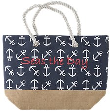 Dorfman Pacific Seas the Day Tote Bag