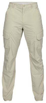 Under Armour Fish Hunter Cargo Pants for Men – Khaki Base/Khaki Base – 32×30