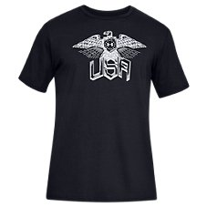 Under Armour Freedom Eagle Tactical Graphic T-Shirt for Men