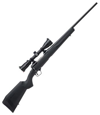 Savage 110 Engage Hunter XP Bolt-Action Rifle with Scope – .243 Winchester