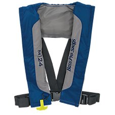 Bass Pro Shops M-24 Manual Inflatable Life Vest