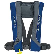 Bass Pro Shops AM24 Auto/Manual Inflatable Life Vest