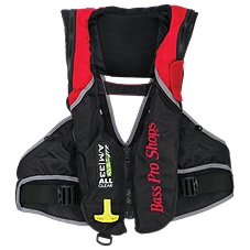 Bass Pro Shops AM 33 All-Clear Auto/Manual Inflatable Life Vest