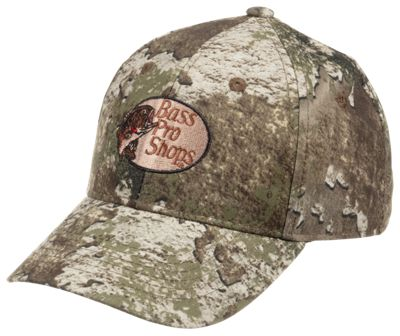 0d3b32f0e75 RedHead Silent-Hide Camo Hunting Cap for Youth with Bass Pro Shops ...
