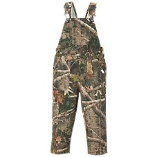 Bass Pro Shops TrueTimber Camo Overalls for Babies for Toddlers Image