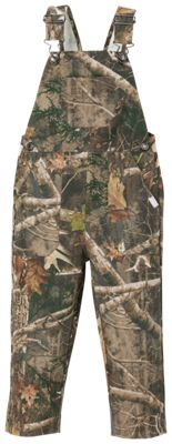 Bass Pro Shops TrueTimber Camo Overalls for Babies for Toddlers - 12 Months