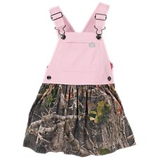 Bass Pro Shops Overall Dress for Babies or Toddlers Image