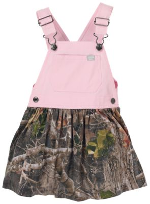Bass Pro Shops Overall Dress for Babies or Toddlers - 2T