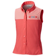 Columbia Tamiami Sleeveless Shirt for Girls
