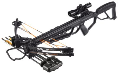 Bear X Vanish Crossbow Package