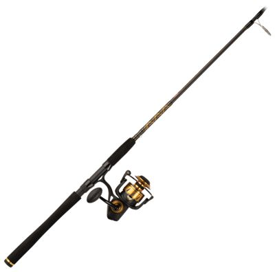 PENN Spinfisher VI 5500 Spinning Rod and Reel Combo - SSVI5500701MH