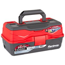 Flambeau Adventurer 1-Tray Tackle Box Kit