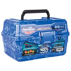 Flambeau Big Mouth Tackle Box Kit