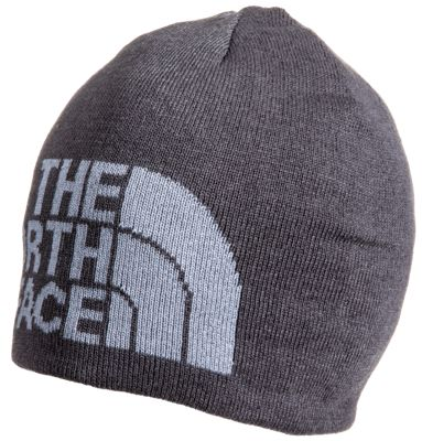 The North Face Highline Beanie for Men – Mid Grey/Graphite Grey Camo