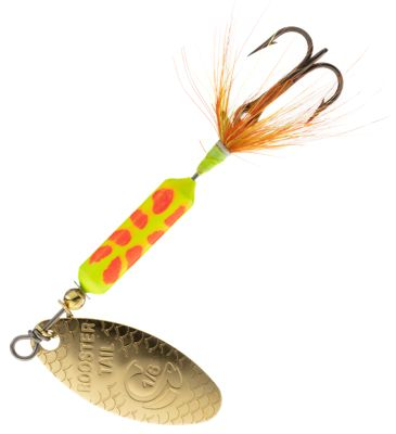 Worden's Original Rooster Tail – 1/6 oz. – Cheese Fly