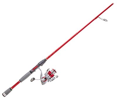 Bass Pro Shops Johnny Morris Platinum Signature Spinning Rod and Reel Combo - JPT3000/JMP71MSF