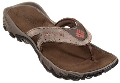 3c0e7104f290 Columbia Santiam Flip Sandals for Men