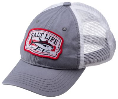 Salt Life Tuna Badge Hat