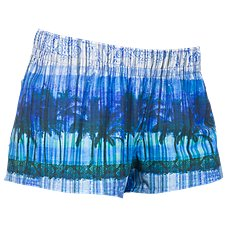 Salt Life Moroccan Skies Shorts for Ladies