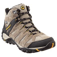 Merrell Accentor 2 Mid Vent Waterproof Hiking Boots for Men