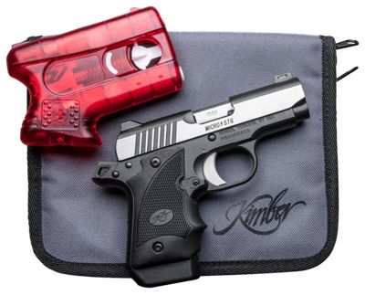 Kimber Micro 9 Semi-Auto Pistol with Pepper Blaster II Package