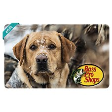 Bass Pro Shops Hunting Dog eGift Card Image
