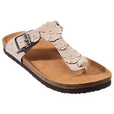 43bcb3a18a0e3f Natural Reflections Effee Toe Post Sandals for Ladies