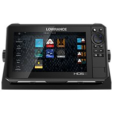 Lowrance HDS LIVE 9 Fishfinder/Chartplotter with Active Imaging 3-in-1