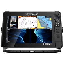 Lowrance HDS LIVE 12 Fishfinder/Chartplotter with Active Imaging 3-in-1