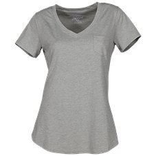 Natural Reflections Everyday V-Neck T-Shirt for Ladies