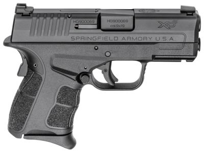 Springfield Armory XD-S Mod.2 Single Stack Semi-Auto Pistol with Tritium Sight – 9mm