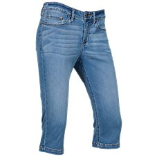 Natural Reflections Campside Denim Skimmers for Ladies