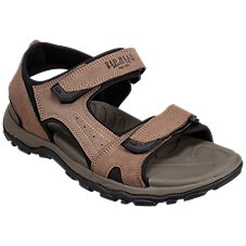 3446981785a RedHead Finley River II Sandals for Men. Brown