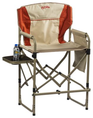 Awesome Bass Pro Shops Eclipse Magnum Director Chair With Side Table Pdpeps Interior Chair Design Pdpepsorg