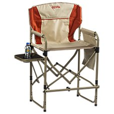 Bass Pro Shops Eclipse Magnum Director Chair with Side Table Image