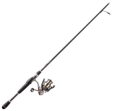 Bass Pro Shops Pro Qualifier 2 Spinning Rod and Reel Combo – PQF2068MLS
