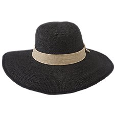 6e16d18a2576c Dorfman Pacific Toyo Face Saver Sun Hat for Ladies