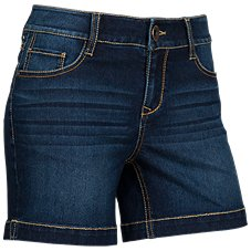 Natural Reflections 5-Pocket Denim Shorts for Ladies dee6f2ee8ffa