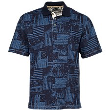 American Legacy Memorials Polo for Men
