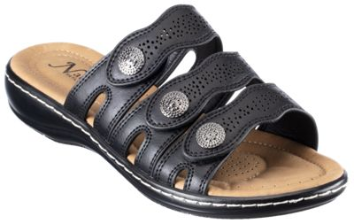 fd7f535f7 Natural Reflections Cami II Wedge Sandals for Ladies