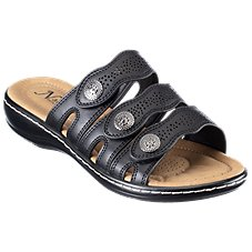 Natural Reflections Cami II Wedge Sandals for Ladies Image