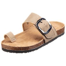 Natural Reflections Miranda Big Buckle Sandals for Ladies