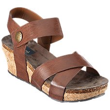 be13a1ef12f Natural Reflections Sydnie Wedge Sandals for Ladies