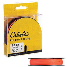 Cabela's Prestige Flyline Backing