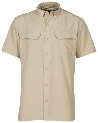 Shimano Curado Vented Short Sleeve Fishing Shirt